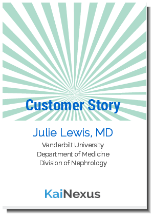 Customer Story: Julie Lewis, MD