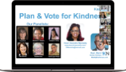 Plan & Vote for Kindness