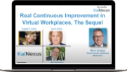 Real Continuous Improvement in Virtual 2