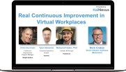 Real Continuous Improvement in Virtual