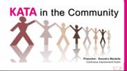 Kata in the Community