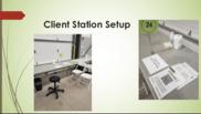 Client Station Setup Vaccination