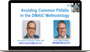 How to Avoid Common Pitfalls in the DMAIC Methodology
