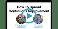 How to Spread Improvement
