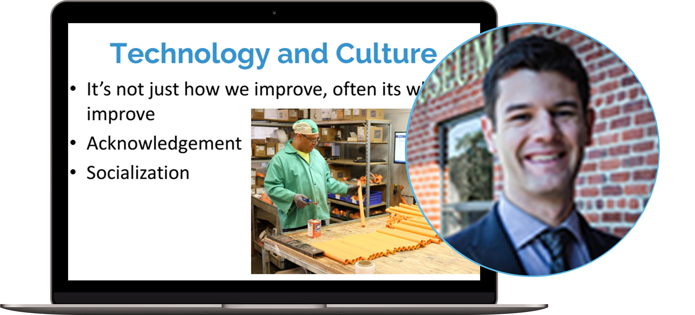 The Intersection of Culture & Technology