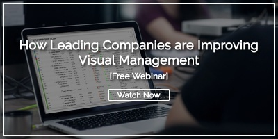 How Leading Companies are Improving Visual Management